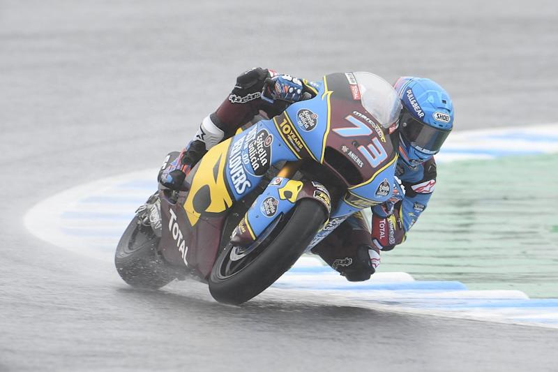 Moto2: Marquez hails brother's