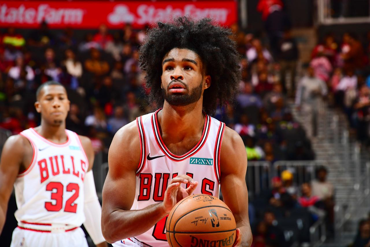 "The only downside to having excellent hair—hair so mighty it cannot be stopped by sweat <a href=""https://www.gq.com/gallery/2019-nba-draft-best-dressed?mbid=synd_yahoo_rss"">or baseball caps</a>—is that your Glossier campaign-worthy eyebrows tend to get overshadowed."