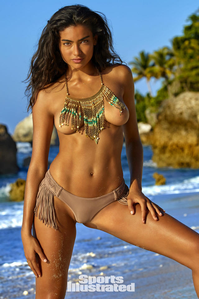 """<p>Kelly Gale was photographed by James Macari in Sumba Island. Swimsuit by <a href=""""http://www.anrdoezrs.net/links/8148014/type/dlg/sid/SISWIMkelly/http://www.zappos.com/luli-fama-women-swimwear/CKvXARDR1wFSAqsdwAEB4gIEGAECCg.zso"""" rel=""""nofollow noopener"""" target=""""_blank"""" data-ylk=""""slk:Luli Fama"""" class=""""link rapid-noclick-resp"""">Luli Fama</a>, available at <a href=""""http://www.anrdoezrs.net/links/8148014/type/dlg/sid/SISWIMkelly/http://www.zappos.com/luli-fama-women-swimwear/CKvXARDR1wFSAqsdwAEB4gIEGAECCg.zso"""" rel=""""nofollow noopener"""" target=""""_blank"""" data-ylk=""""slk:zappos.com"""" class=""""link rapid-noclick-resp"""">zappos.com</a>.</p>"""