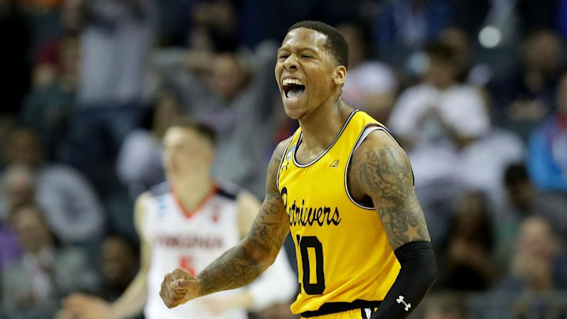 NCAA HISTORY: No. 16 UMBC stuns No. 1 Virginia 74-54