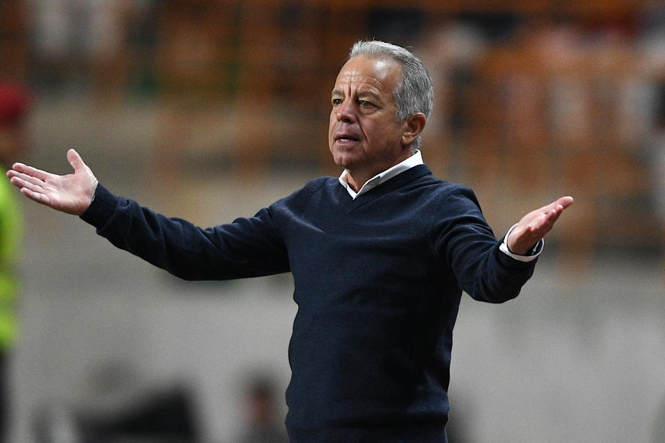 Dave Sarachan's explanation for the USMNT losing out on hyped prospect Jonathan Gonzalez was unsatisfactory, as a lot of things have been lately. (Getty)