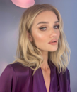 """If a bob seems too short, dip your toes into a chop with a collarbone-length lob, like this beachy one on Rosie Huntington-Whiteley. (We've got plenty of other ideas in our guide to the <a href=""""https://www.glamour.com/gallery/best-lob-haircuts?mbid=synd_yahoo_rss"""" rel=""""nofollow noopener"""" target=""""_blank"""" data-ylk=""""slk:best lob haircuts"""" class=""""link rapid-noclick-resp"""">best lob haircuts</a> too.)"""