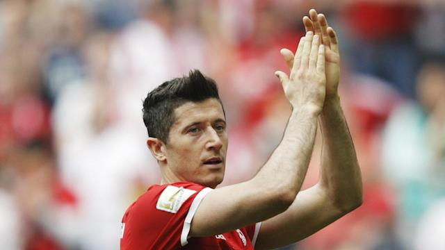 Bayern Munich have been lacking in attack without Robert Lewandowski, but the Poland star will be back to face Real Madrid.