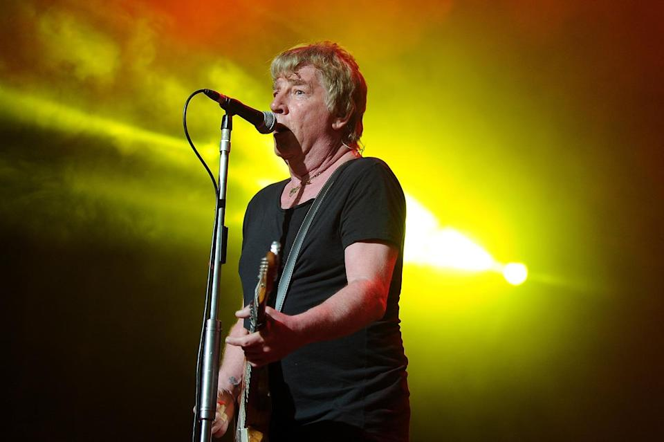 Rick Parfitt was the rhythm guitarist of Status Quo, who scored 60 chart hits in the U.K., more than any other rock group. He died Dec. 24 from a severe infection following complications from a shoulder injury. He was 68. (Photo: Getty Images)