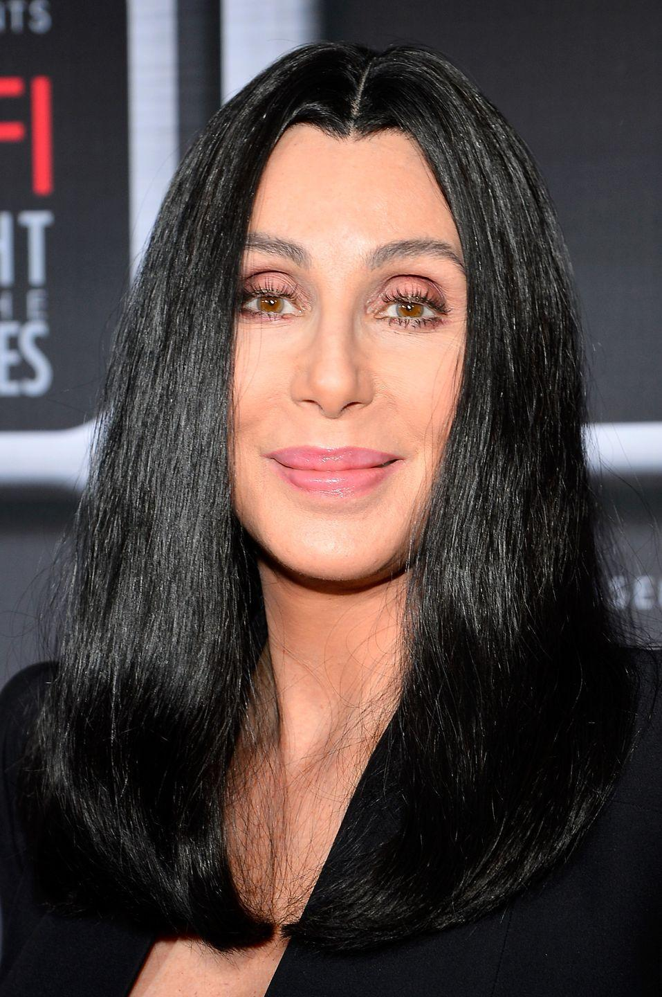 """<p>""""It could have been a much better film. It was always sad that it was not a good film,"""" she told <a href=""""http://www.theguardian.com/music/2013/nov/07/cher-women-sex-objects-interview"""" rel=""""nofollow noopener"""" target=""""_blank"""" data-ylk=""""slk:The Guardian"""" class=""""link rapid-noclick-resp""""><em>The Guardian</em></a> in 2013, calling director Steve Antin a """"really terrible director."""" """"I remember [Antin] saying to me, 'I don't care about what you say, I just want to shoot the dance numbers.'""""</p>"""