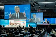 AfD co-chairman Joerg Meuthen hopes to fight off challenges to his leadership from the party's hard right