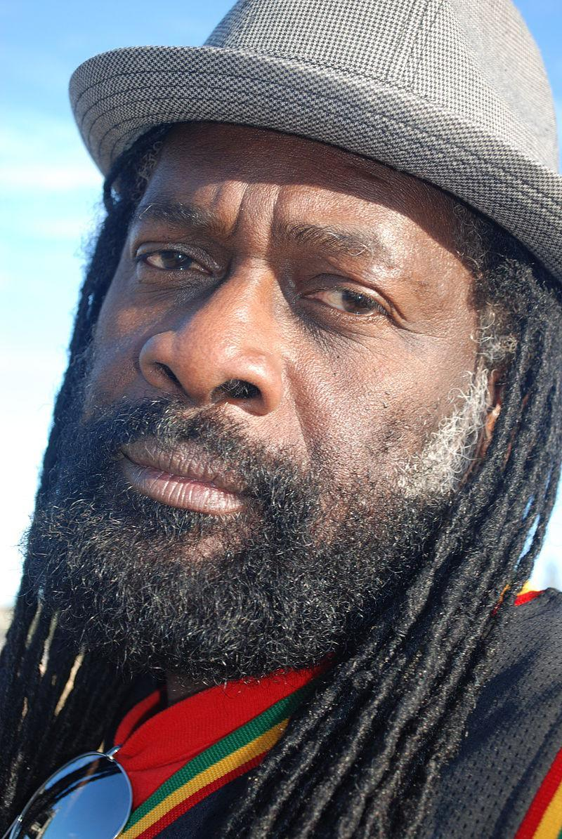 Jimmy Riley was a Jamaican solo artist and a member of the Sensations and the Uniques. He died of cancer on March 23, at age 61. (Photo: Wikipedia)