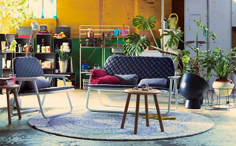 To buy beautiful furniture, you need to know how big the beautiful room is. (IKEA Facebook Page