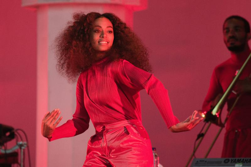 Solange Knowles is trying to save a soul food restaurant in Los Angeles
