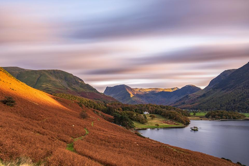 The Lakes are stunning in autumn - getty