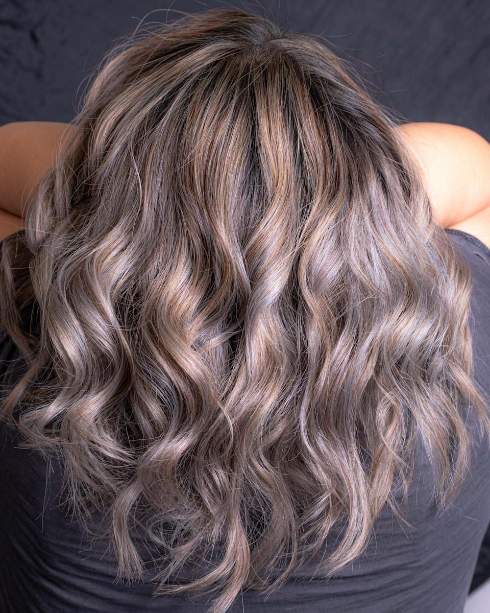"""<p>""""I bleached and dyed my hair at home! Well, I had a friend help with the bleach, but I always swore up and down I'd leave it to the professionals."""" - Riyana Straetker, editor, Voices</p>"""