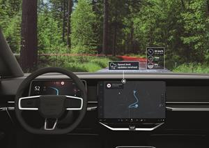 TomTom Virtual Horizon Makes Driving Safer for Everyone
