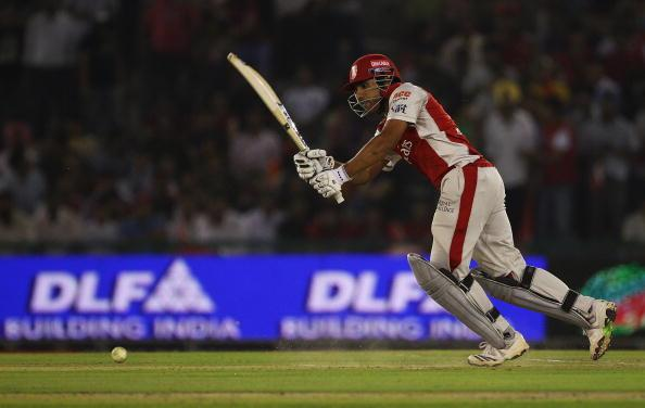 Kings XI Punjab vs Royal Challengers Bangalore - IPL : News Photo
