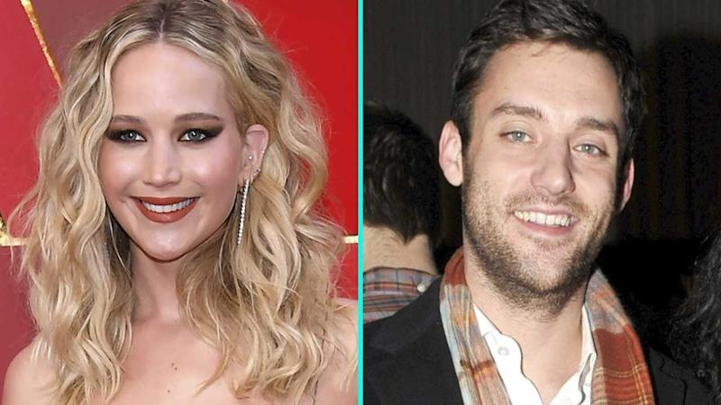 Jennifer Lawrence and Cooke Maroney Celebrate Until 6 A.M. at Star-Studded Wedding After-Party