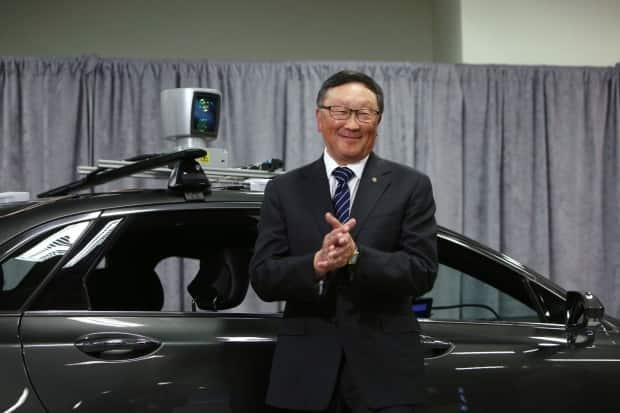 BlackBerry, led by CEO John Chen, has invested heavily into QNX, a software that is used in the automotive industry for self-driving technology and other internet-connected functions.