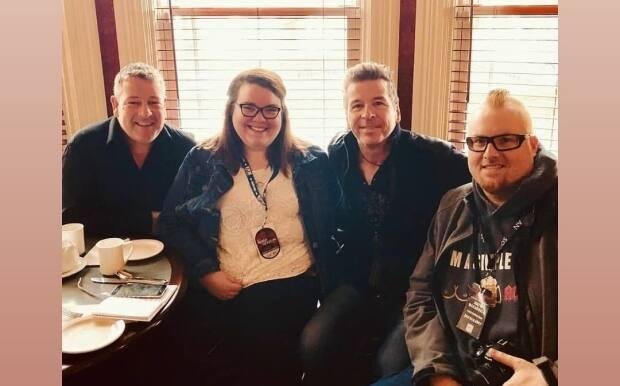 'I interviewed members of Glass Tiger with my husband [at] the Dundee Arms back in 2018,' says Sarah MacDonald.