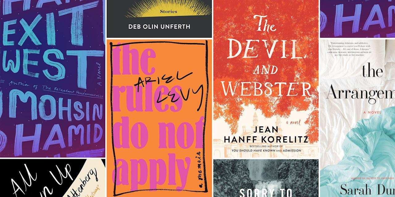 <p>Spring cleaning applies to your bookshelf, too. Ring in the spring season with these must-reads.<span></span> <span></span></p>