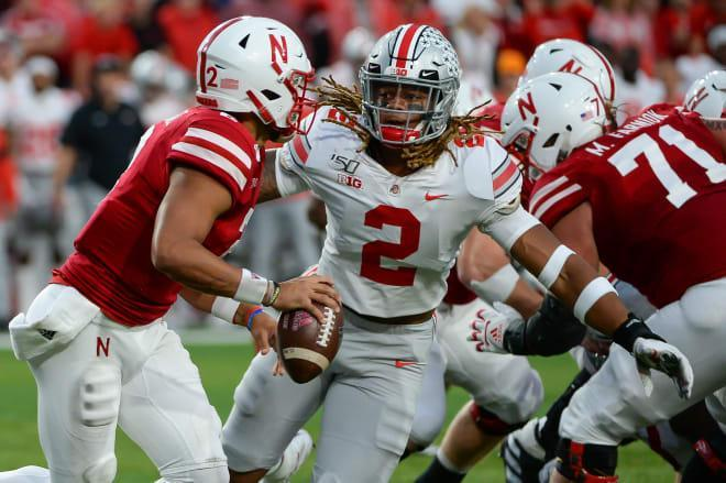 Huskers know improved o-line will be key vs. Ohio State