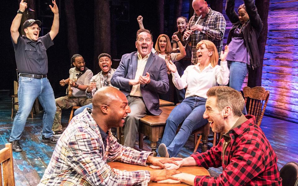 The time is now to see the spirit-raising musical - Craig Sugden