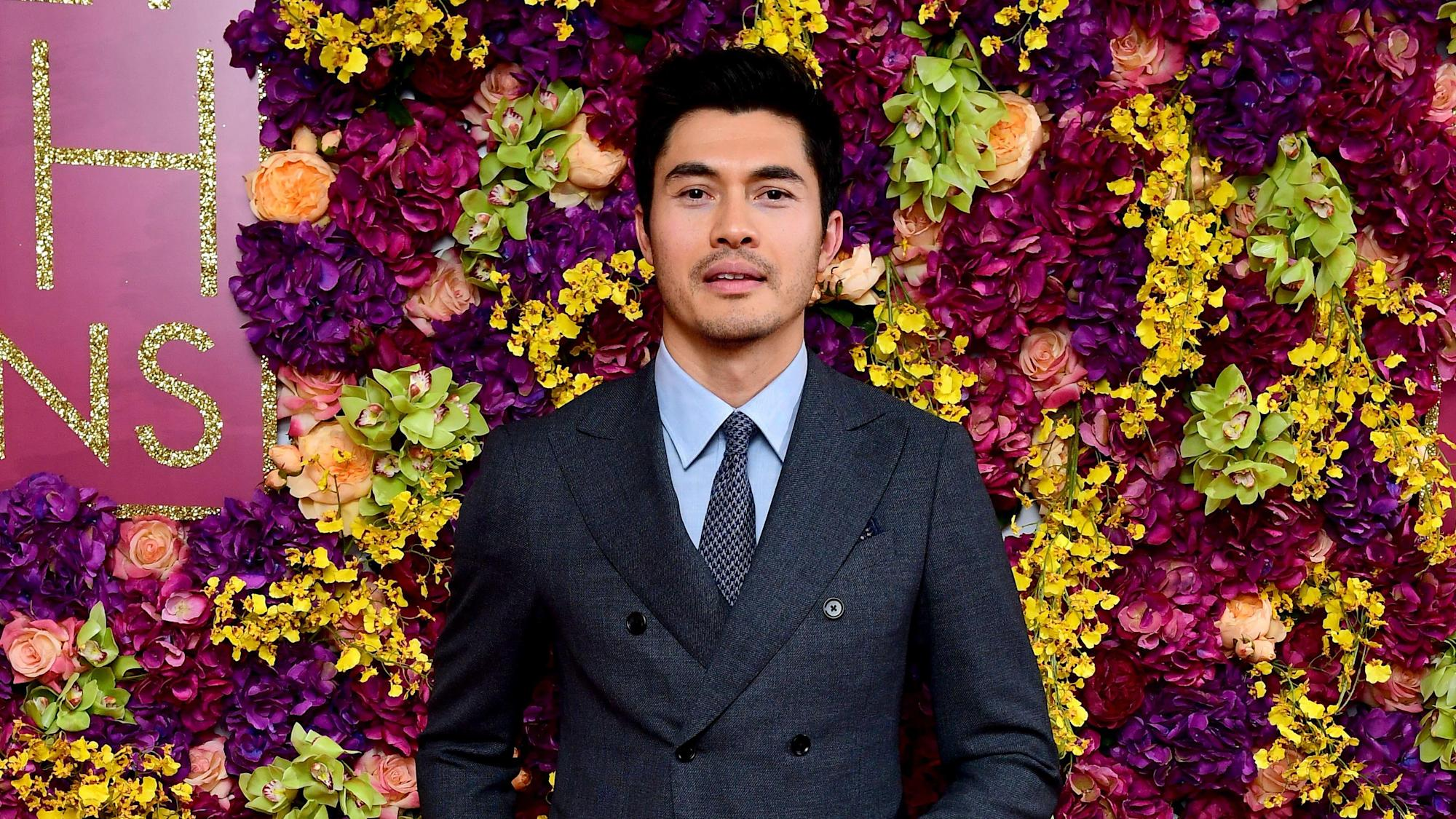 Crazy Rich Asians star Henry Golding welcomes first child with wife Liv Lo