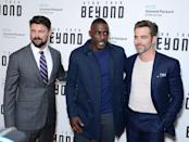 <p>Too many handsome men in one place. <i>(Photo by Andrew Toth/FilmMagic)</i><br></p>