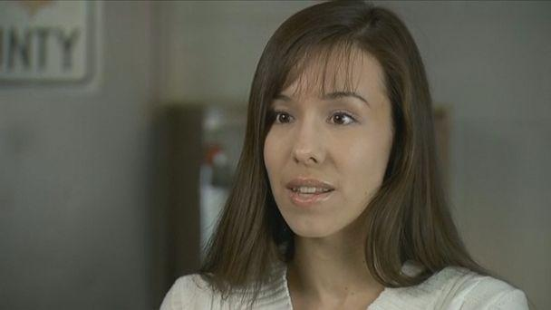 PHOTO: Jodi Arias speaks to ABC News in 2013 after her conviction. She said the first-degree murder conviction was a shock to her. She and her lawyers are appealing the conviction. (ABC News)