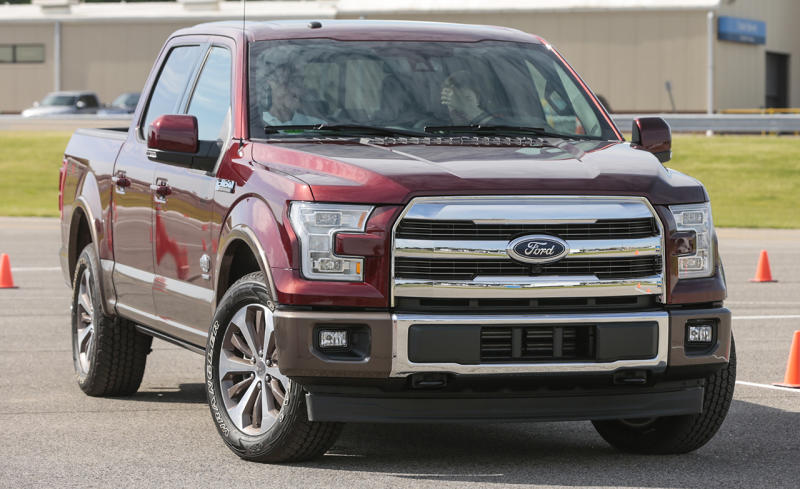 Stage 3's 2012 F150 EcoBoost FX4 Project Lift Kit, Wheels & Tires