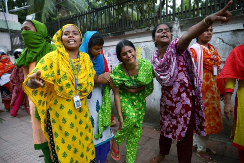 Top Fashion Brands Cancel Orders, Thousands of Poor Bangladeshi Garment Workers Lose Income, Jobs