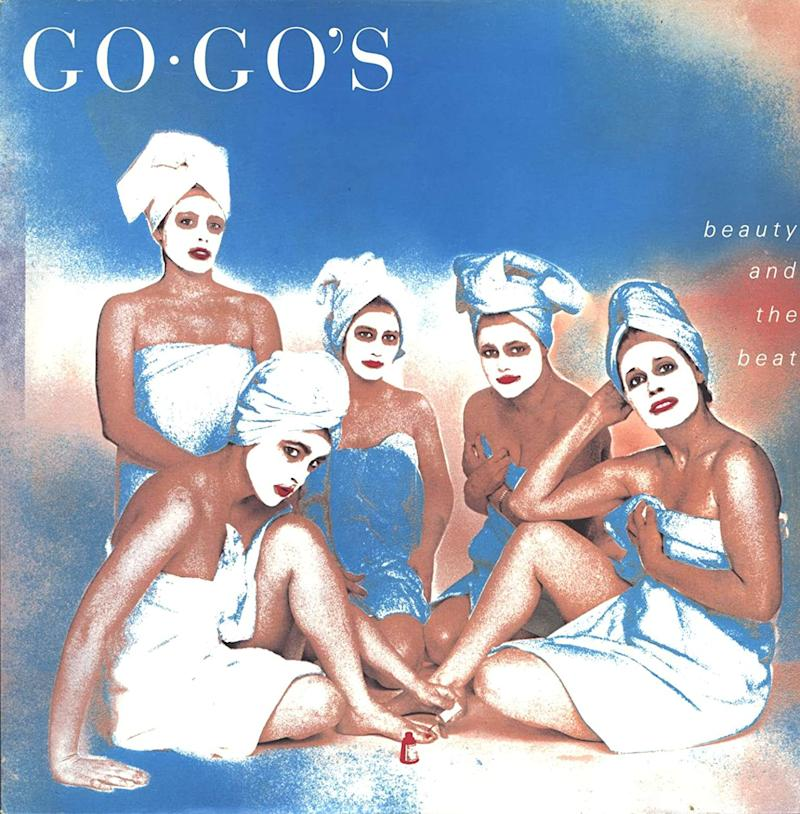 The Go-Go's' 'Beauty and the Beat' album cover (Photo: IRS Records)