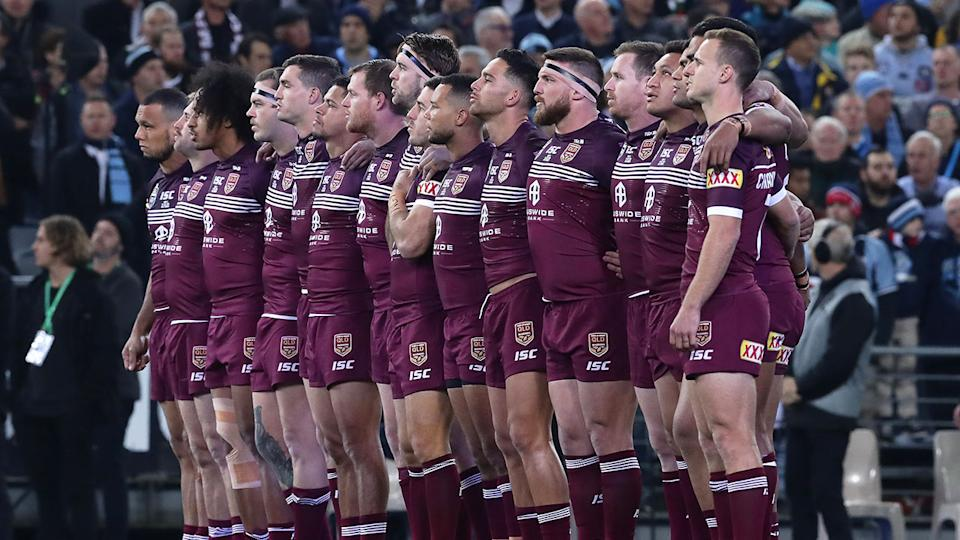 Queensland league figures desperately want an Origin series this year to help save the game.