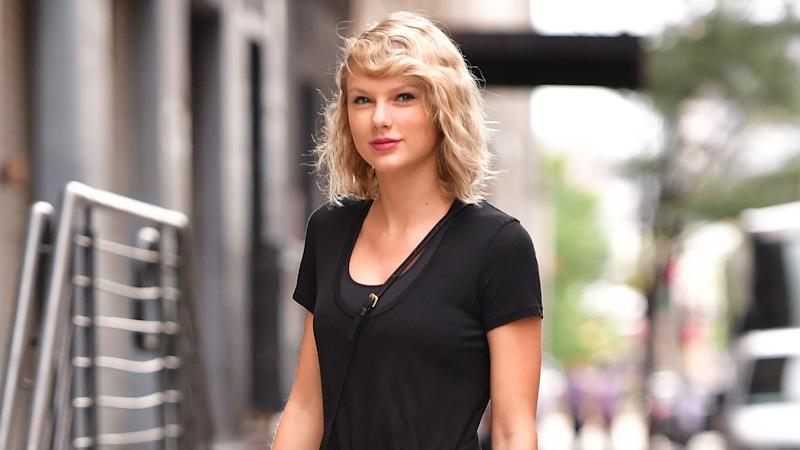 The Self-Tanner Taylor Swift Allegedly Buys in Bulk