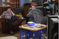"<p>On the season 4 premiere episode, Jason Dolley <a href=""https://youtu.be/bY7Gc0MVwng?t=254"" rel=""nofollow noopener"" target=""_blank"" data-ylk=""slk:shared in an interview with Red Carpet Report"" class=""link rapid-noclick-resp"">shared in an interview with Red Carpet Report</a> how he got his real-life friends on the episode.</p><p>""There's a bit where PJ has a line dancing party in his room to try to get kicked out of his apartment ... and I go to a place where I go line dancing with a lot of my friends that I grew up with and some of them I met there,"" he said. ""But I had them all come on ... eight of my best friends were on the show, and they were all line dancing on the show. It was super fun.""</p>"