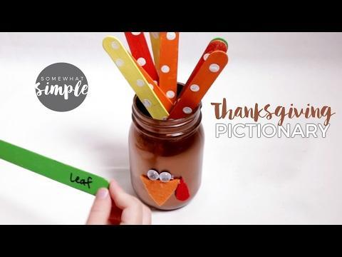 """<p>DIY your very own turkey-tastic version of the classic game with this easy project.</p><p><a class=""""link rapid-noclick-resp"""" href=""""https://www.amazon.com/Acerich-Sticks-Wooden-Popsicle-Length/dp/B01ECBIQAI/?tag=syn-yahoo-20&ascsubtag=%5Bartid%7C10050.g.4698%5Bsrc%7Cyahoo-us"""" rel=""""nofollow noopener"""" target=""""_blank"""" data-ylk=""""slk:SHOP POPSICLE STICKS"""">SHOP POPSICLE STICKS</a></p><p><a href=""""https://www.youtube.com/watch?v=VSGs-bSRFyI"""" rel=""""nofollow noopener"""" target=""""_blank"""" data-ylk=""""slk:See the original post on Youtube"""" class=""""link rapid-noclick-resp"""">See the original post on Youtube</a></p>"""