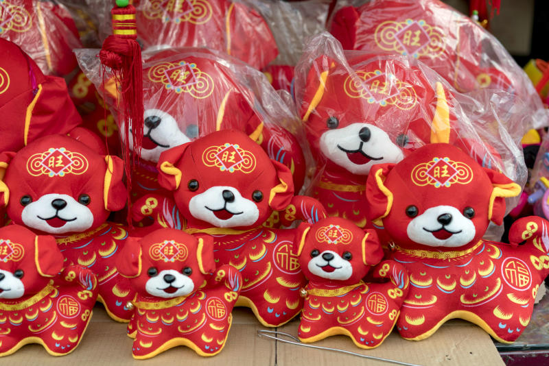 9 Chinese New Year Instagram captions to help you welcome the Year of the Dog