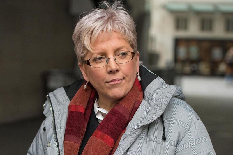 <strong>Journalist Carrie Gracie quit her role as China editor after she allegedly found out she was being paid 'at least 50% less' than male colleagues&nbsp;</strong> (Photo: Evening Standard)