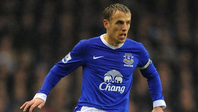<p><strong>Number of Premier League appearances: 505</strong></p> <br><p>Starting us off is former Manchester United and Everton man Phil Neville. The versatile full-back and midfielder adapted his game as he got older, evolving into a composed central midfielder for the Toffees, after a decade on the wing back at Old Trafford.</p> <br><p>Neville was part of the Red Devils for six separate Premier League title-winning campaigns, before switching to Merseyside in 2005, where he established himself as a reliable performer for eight more seasons. </p>