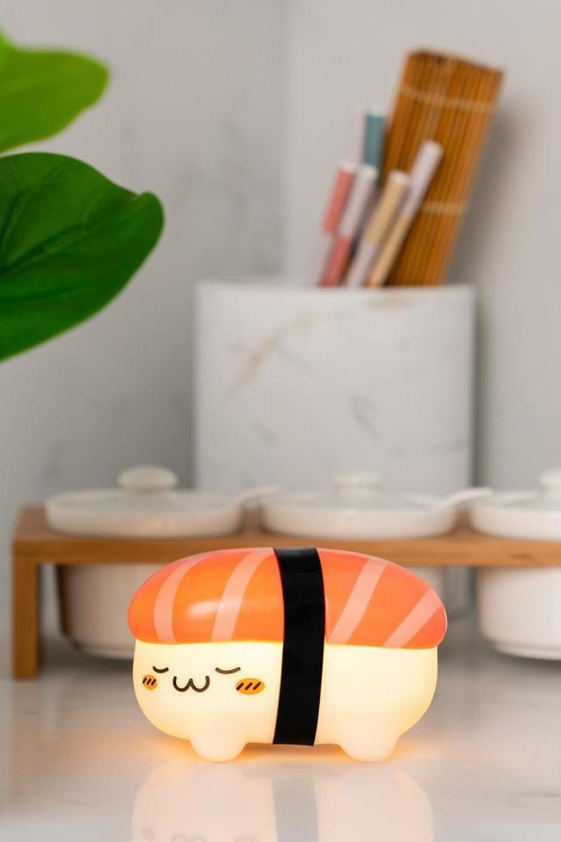 <p>Get this <span>Smoko Suki Ambient Light</span> ($16) for the person who loves sushi.</p>