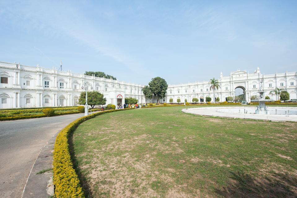 "While the major part of the palace is now the ""Jiwajirao Scindia Museum"" opened to the public in 1964, a part of it is still the residence of his descendants the former royal Maratha Scindia dynasty."