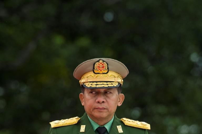 Senior General Min Aung Hlaing says the UN has no right to interfere in Myanmar's sovereignty