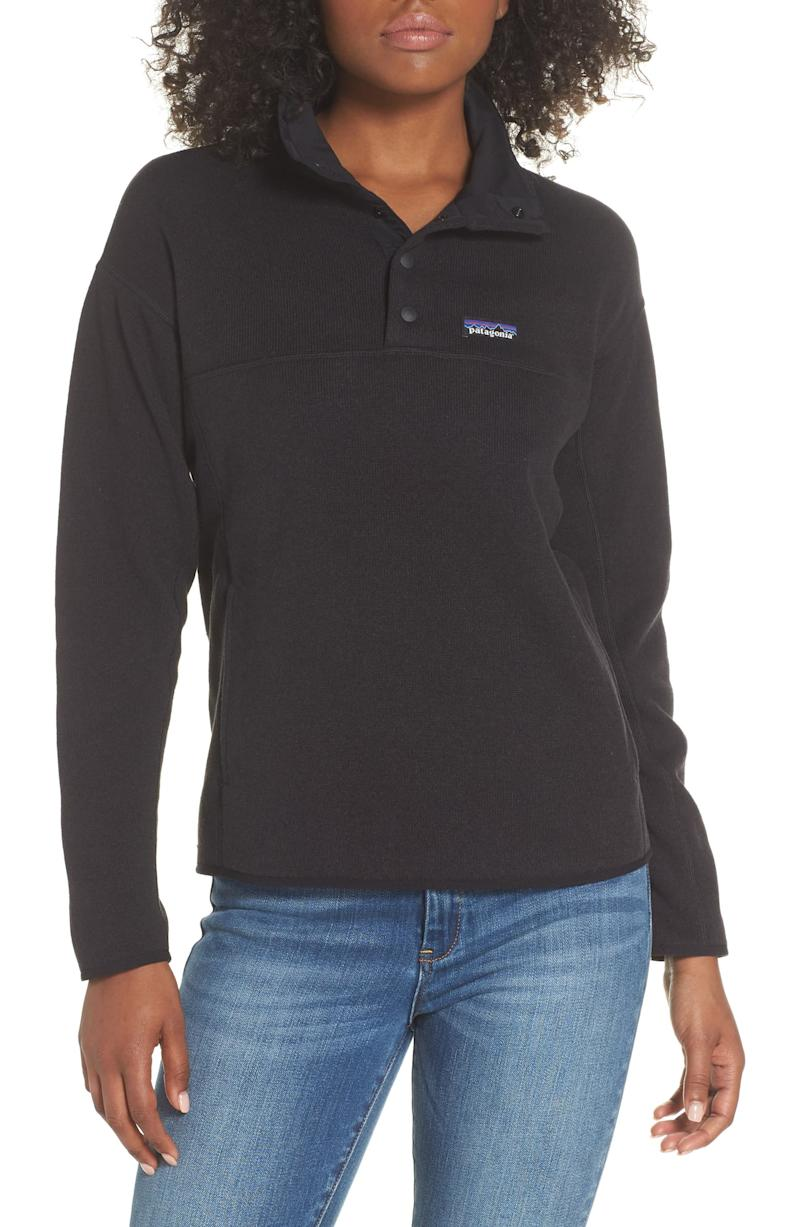 Patagonia Lightweight Better Sweater® Marsupial Fleece Pullover