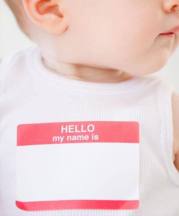 The pressure over baby names has increased in recent years. Photo: Getty