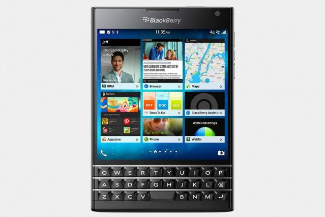 Everything you need to know about the BlackBerry Priv