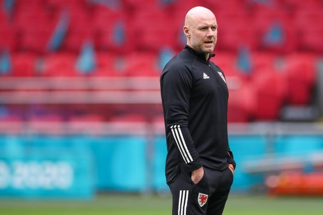 Rob Page has seen his preparations for Wales' camp affected