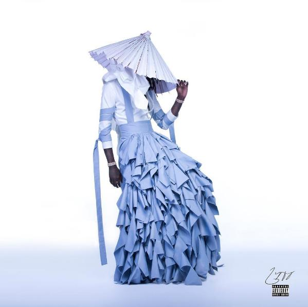 The cover art for Young Thug's latest. (Photo: Instagram/thuggerthugger1)