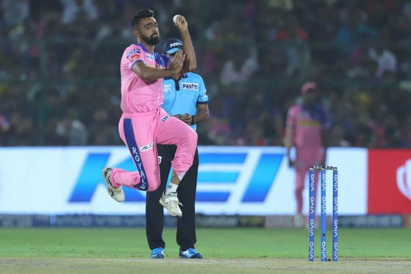 Unadkat can do well for the Capitals. (Image Courtesy: IPLT20.com)