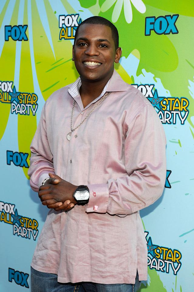 """<a href=""""/mekhi-phifer/contributor/28378"""">Mekhi Phifer</a> (<a href=""""/lie-to-me/show/43669"""">""""Lie to Me""""</a>) attends the FOX All-Star Party for the 2009 TCA Summer Tour held at The Langham Resort on August 6, 2009 in Pasadena, California."""