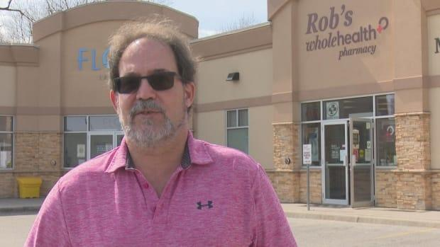 Rob Modestino, owner and pharmacist of Rob's Whole Health Pharmacy in LaSalle, says he has about 500 people already on a wait list to receive the next batch of vaccines.