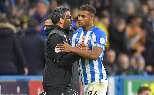 David Wagner and Steve Mounie