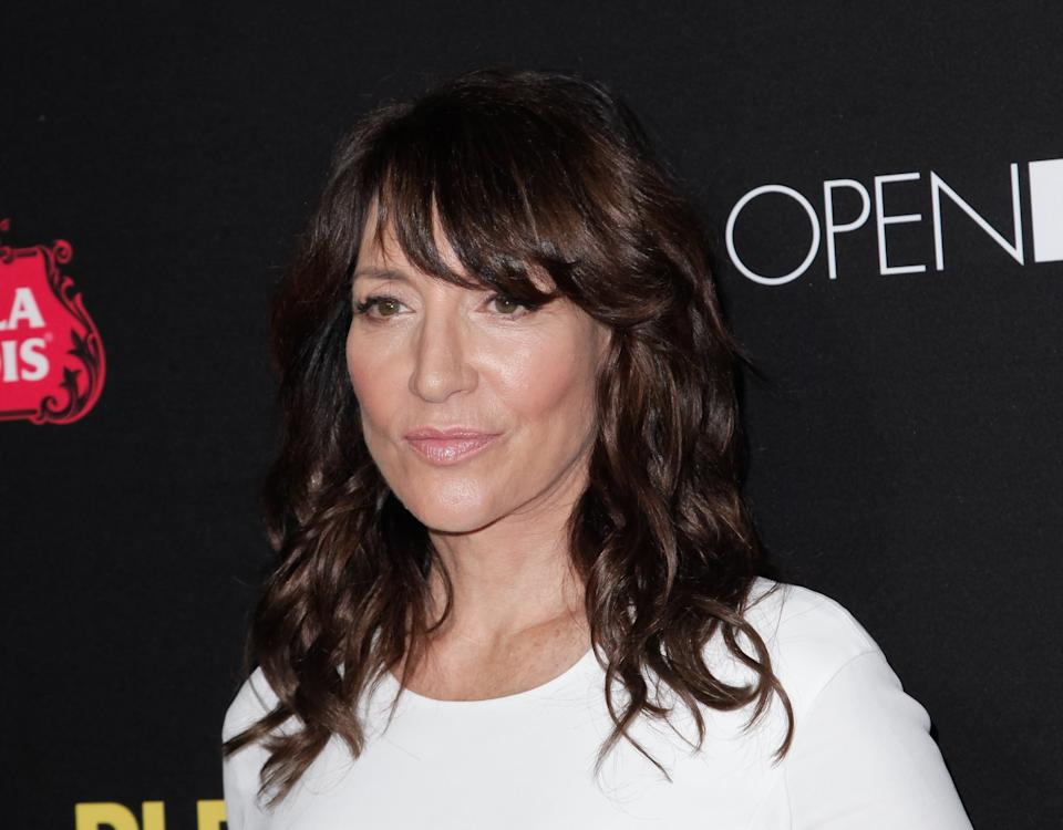 BEVERLY HILLS, CA - NOVEMBER 02:  Katey Sagal attends the premiere of Open Road Films 'Bleed For This' at Samuel Goldwyn Theater on November 2, 2016 in Beverly Hills, California.  (Photo by Tibrina Hobson/Getty Images)