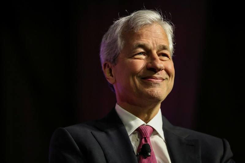 Despite JPMorgan CEO Jamie Dimon's history of anti-bitcoin rhetoric, the banking giant will start pilot-testing its JPM Coin later in the year. | Source: REUTERS / Jeenah Moon